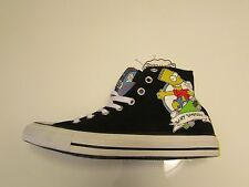 NEW CONVERSE CHUCK TAYLOR THE SIMPSON 25TH LIMITED EDITION / Men 8 Women 10