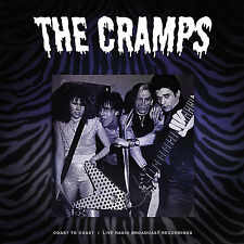 THE CRAMPS New Sealed 2016 UNRELEASED LIVE 1979 CONCERT 2 VINYL RECORD SET
