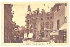 CPSM PF 21 - DIJON (Côte d'Or) - 119. Place François Rude - D. D.