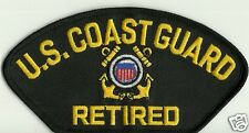 U.S. COAST GUARD RETIRED  Patch