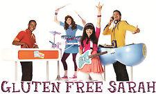 Freah Beat Band w/ Instruments Iron-On T-Shirt Trans. w/FREE Personalization
