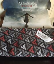 Assassin's Creed Abstergo Logo Scarf *Loot Crate DX Exclusive* + Loot Crate Box
