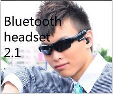 Can call to listen to music; headset wireless Bluetooth headset glasses - Stereo