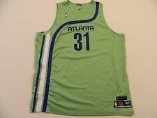 M4 Rare Vintage AUTHENTIC 1970-71 Atlanta Hawks Jason Terry HWC Green Jersey 60