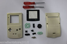 Replacement Housing Shell for Nintendo Gameboy Color GBC Repair Part Gray