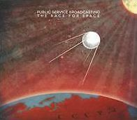 PUBLIC SERVICE BROADCASTING - RACE FOR SPACE (CD) Sealed
