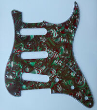 Breen Shell Guitar Pickguard Pick Guard Blank for Fender ST Strat Parts 3 Ply