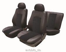 Sitzbezug Sitzbezüge SchonbezügeVW JETTA GOLF 3 4 5 6  Schwarz Komplettset