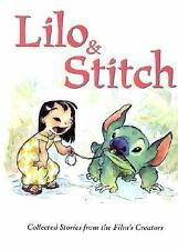Lilo & Stitch: Collected Stories From the Film's Creators-ExLibrary