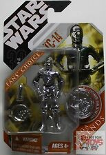 "TC-14 DROID FANS CHOICE Hasbro Star Wars TPH TAC 3.75"" 2007 ACTION FIGURE"