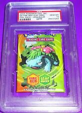 POKEMON  VENUSAUR FOIL PACK EX FIRE RED LEAF GREEN MINT PSA 10