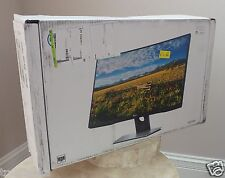 New Dell SE2716H 27-inch Curved 16:9 1920x1080 LED LCD Monitor