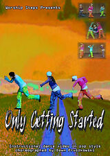 Only Getting Started - pop praise dance choreography instruction DVD (0 region)