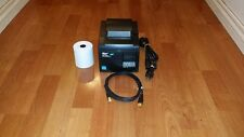 Star Micronics TSP143IIU Eco Thermal Receipt Printer (39464010) - Square Stand