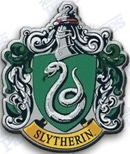 Slytherin Iron On Embroidery Patch Harry Potter 3 Inch Gryffindor Hogwarts Magic