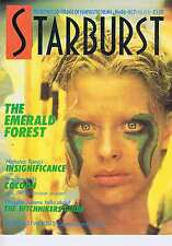 EMERALD FOREST / HITCHHIKERS GUIDE / COCOON Starburst no. 86