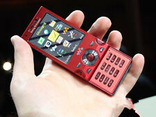 Sony Ericsson Walkman W995 RED 3G WIFI Unlocked  Cellphone free shipping