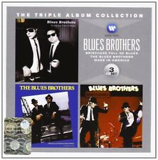 THE BLUES BROTHERS - THE TRIPLE ALBUM COLLECTION 3 CD NEU