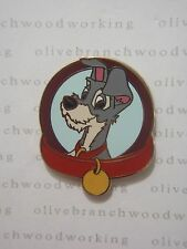 Disney Magical Mystery Series #5 Lady And The TRAMP Dog Collar ID Tag Series Pin