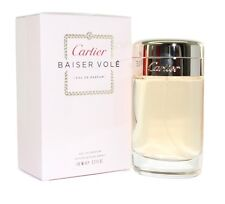 Cartier Baiser Vole Women 3.3 oz 100 ml Eau De Parfum Spray Box Sealed