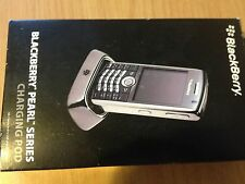 BRAND NEW BLACKBERRY DESKTOP CHARGING POD 8100 SERIES PEARL