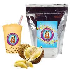 Durian Boba/ Bubble Tea Powder by Buddha Bubbles Boba (1 Kilo | 2.2 Pounds)