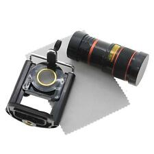Newest 8x Zoom Optical Lens Telescope + Universal Holder For Camera Cell Phone