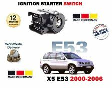 FOR BMW X5 E53 3.0i 3.0D M54 M57N 2000-2006 NEW IGNITION STARTER KEY SWITCH