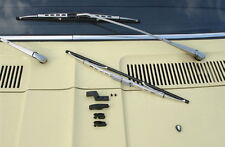 FIAT 124 berline spider Coupe Lada seat essuie-glaces Argent Neuf!!!