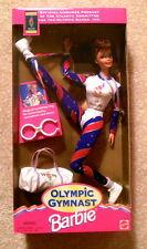 1995 Mattel Barbie #15125 - Olympic Gymnast Barbie Doll - Mint in Box / Unused