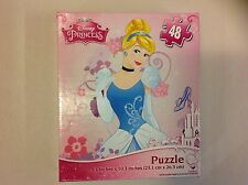New Disney Princess Cinderella Puzzle 48 Piece Toy Game