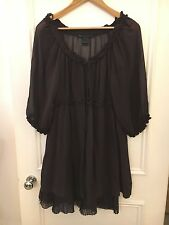 Marc by Marc Jacobs Silk dress size S never worn