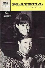 """Mary Tyler Moore """"BREAKFAST AT TIFFANY'S"""" Richard Chamberlain 1966 FLOP Playbill"""