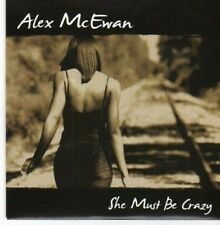 (BG234) Alex McEwan, She Must Be Crazy - 2006 DJ CD