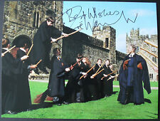 ZOE WANAMAKER Signed 16x12 Photo MADAME HOOCH In HARRY POTTER COA