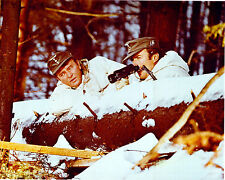 WHERE EAGLES DARE CLINT EASTWOOD RICHARD BURTON GREAT PHOTO
