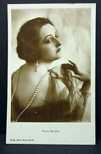 Fern Andra-   Actor Movie Photo - Film Autogramm-Karte AK (Lot-Z-667)