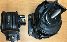 Honda Accord 1998 1999 2000 2001 2002 4Cyl Front Rear Motor Mounts
