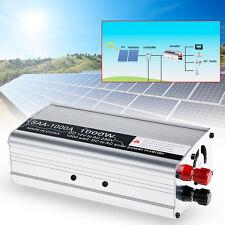 2000W Peak DC 12V to AC 230V Solar Power Inverter Converter USB Output Stable