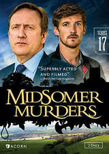 BBC, NEW!! Midsomer Murders: Series 17 (DVD, 2015)