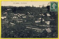 cpa 76 - AUFFAY Vue Générale en 1916 B. DUPONT à C. HONORÉ de NEUFCHATEL en BRAY