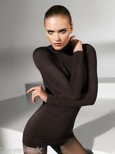 NEW + WOLFORD + BOSTON PULLOVER + RRP £269 + SIZE L + UK 16/18 + TANGO RED