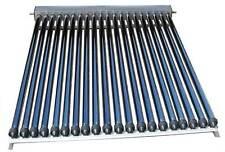 Solar Vakuum Heatpipe Röhrenkollektor BAFA-fähig 3,29m
