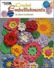Crochet Embellishments by Leisure Arts Staff (2008, Paperback)