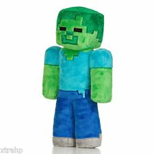 "Minecraft Zombie 12"" Plush Toy Doll New Official Jinx Product"