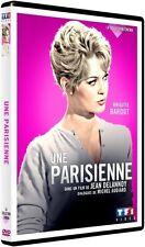 """DVD """"Une Parisienne""""  Brigitte Bardot  NEUF SOUS BLISTER"""