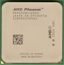 AMD Quad Core CPU Phenom X4-9650 2.3GHz Socket AM2+