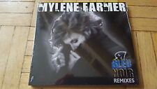 Mylene Farmer - Bleu noir REMIXES Maxi CD STILL SEALED!!