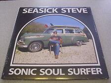 Seasick Steve - Sonic Soul Surfer - 2LP Vinyl //// Neu & OVP //// Gatefold