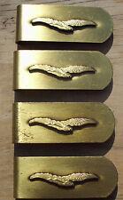 """4-COPENHAGEN/UST/SKOAL EAGLE MONEY CLIP""""NEW"""""""